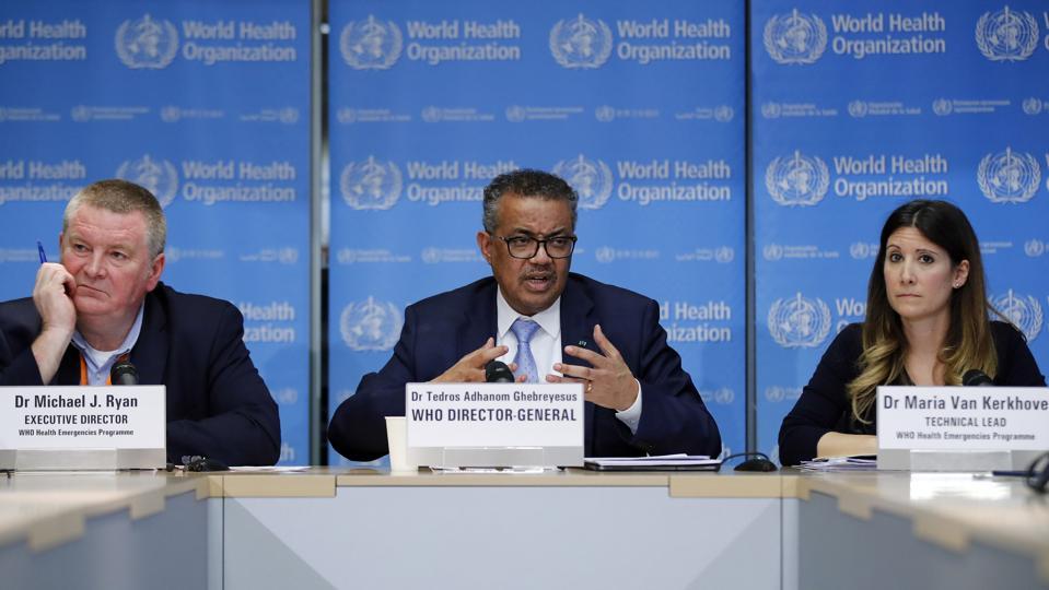 world health organization, pandemic, COVID-19, coronavirus, outbreak, infection