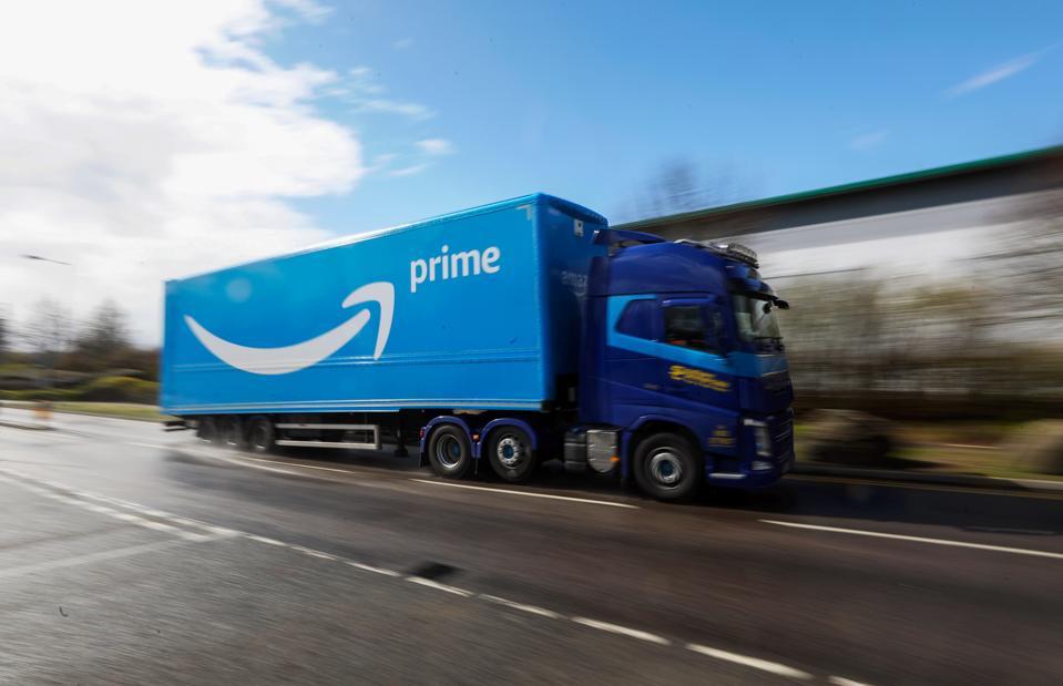 Amazon sales rise 35 percent