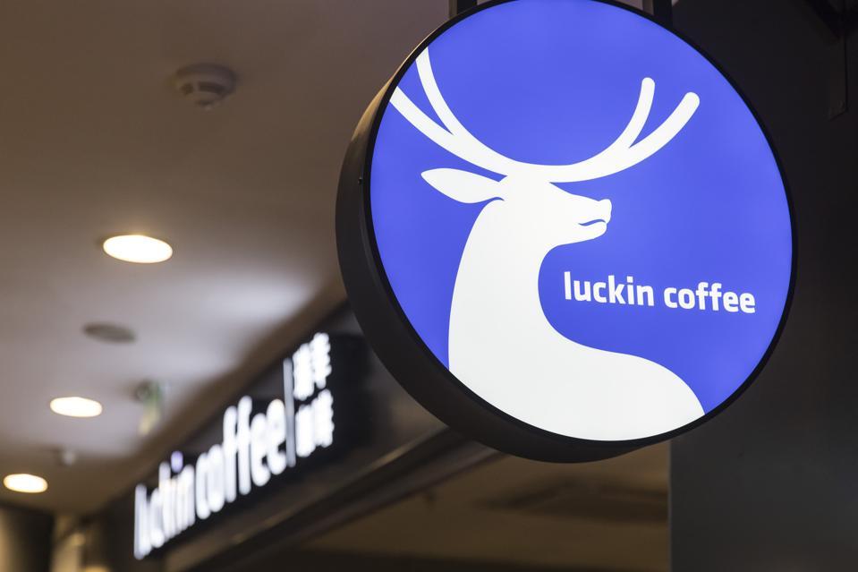 CHINA LUCKIN COFFEE