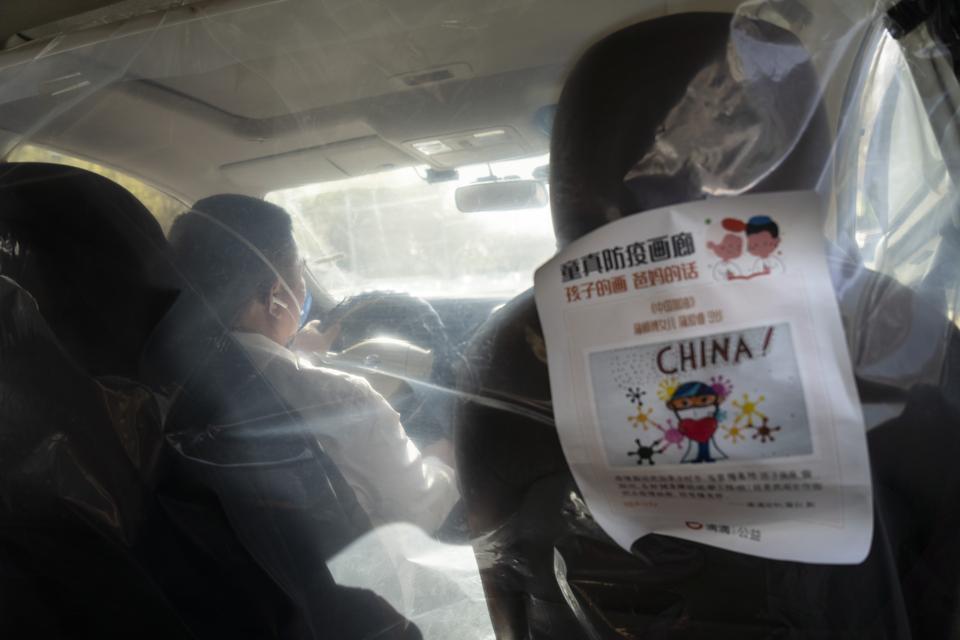 CHINA VIRUS BEIJING
