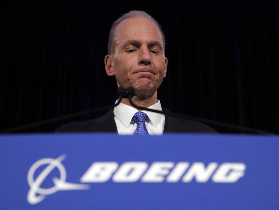 APTOPIX Boeing Shareholders