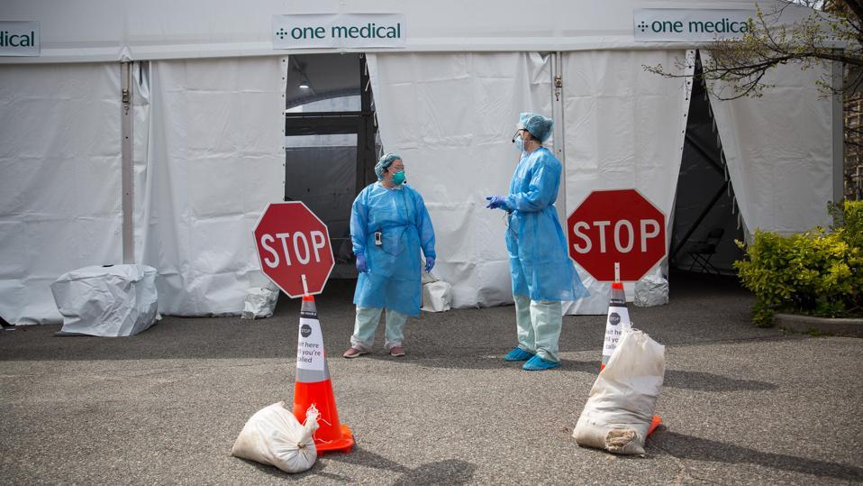 NEW YORK TESTING covid-19 coronavirus nurse practitioner np pandemic license