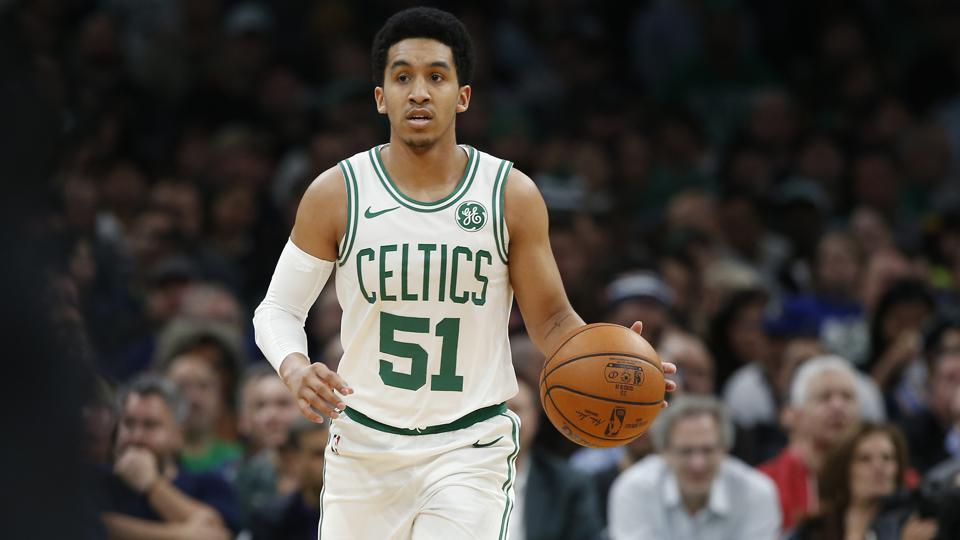 Celtics Pleased With Development Of Tremont Waters, Tacko Fall