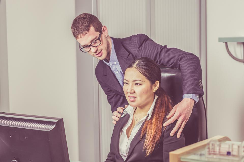 What To Do If You're Being Sexually Harassed At Work