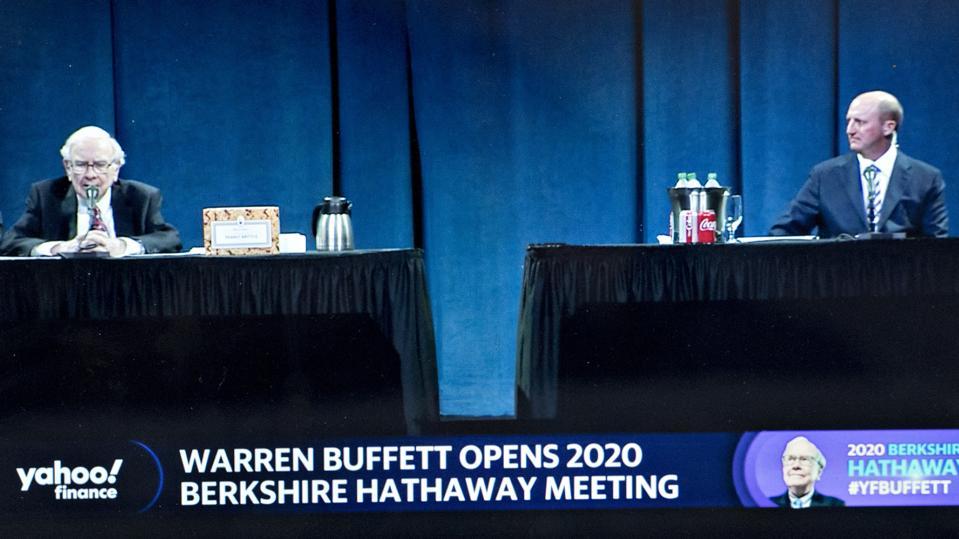 2020 Berkshire Hathaway Virtual Shareholders Meeting