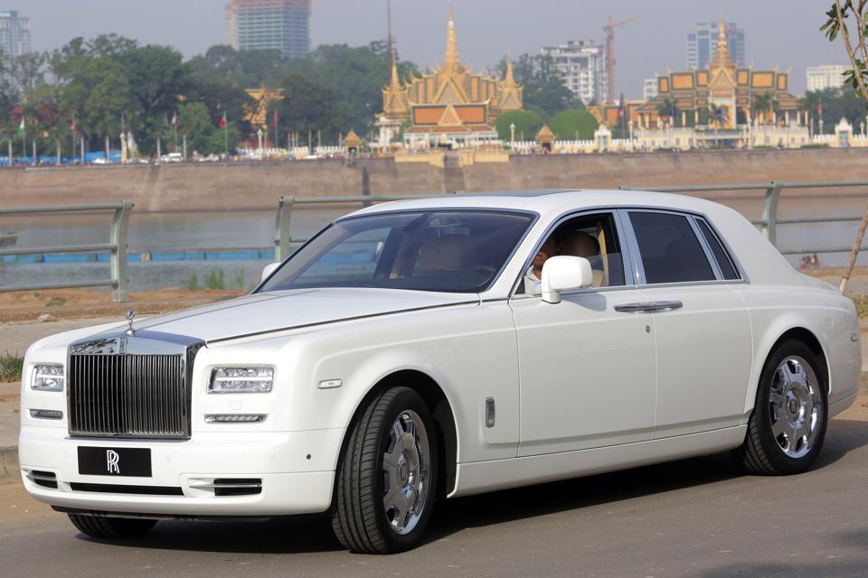 Rolls Royce Phantom Best Luxury Cars: Cambodia's Not-So-Secret Grey Car Market Threatens Luxury