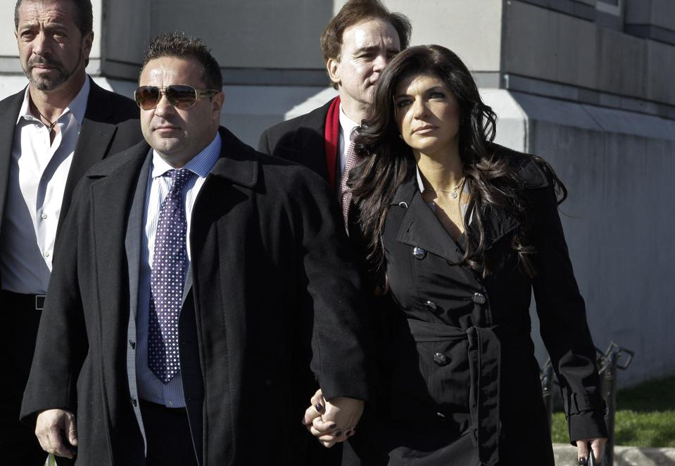 After Prison Sentence, 'Real Housewives' Husband Will Be