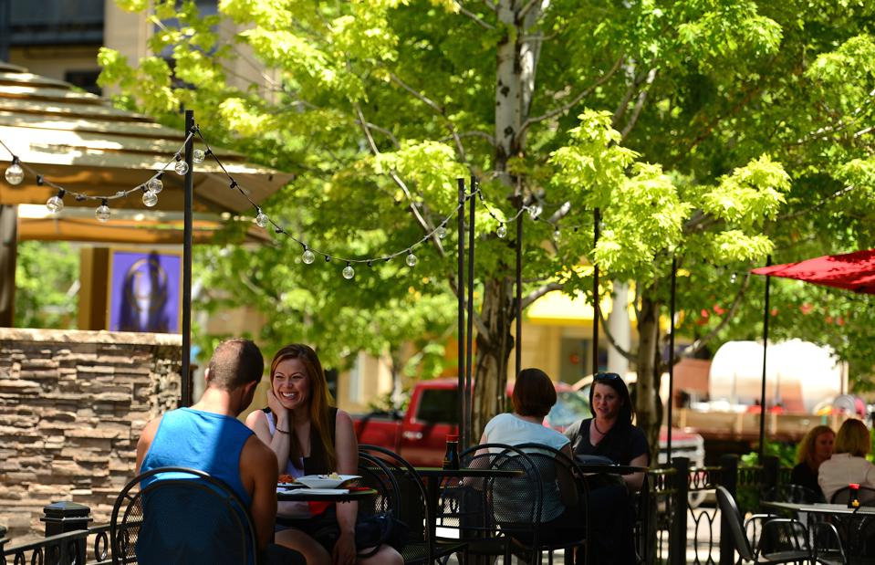 Colorado cities designing communities that are more walkable.