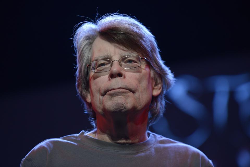Stephen King Portrait Session