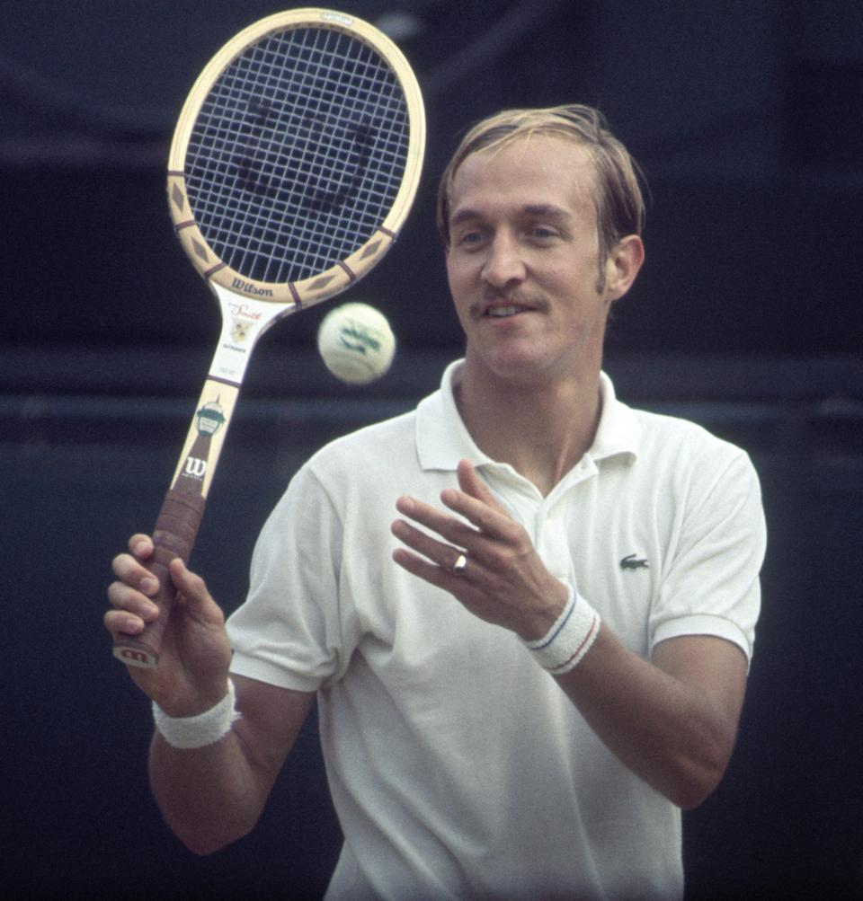 Tennis Legend Stan Smith Talks Hall Of Fame Inductees, Today's Game