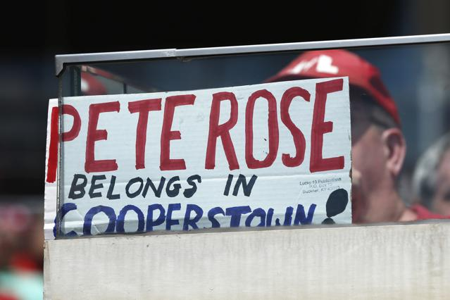 Pete Rose And The $5 Billion Sports Gambling Lie