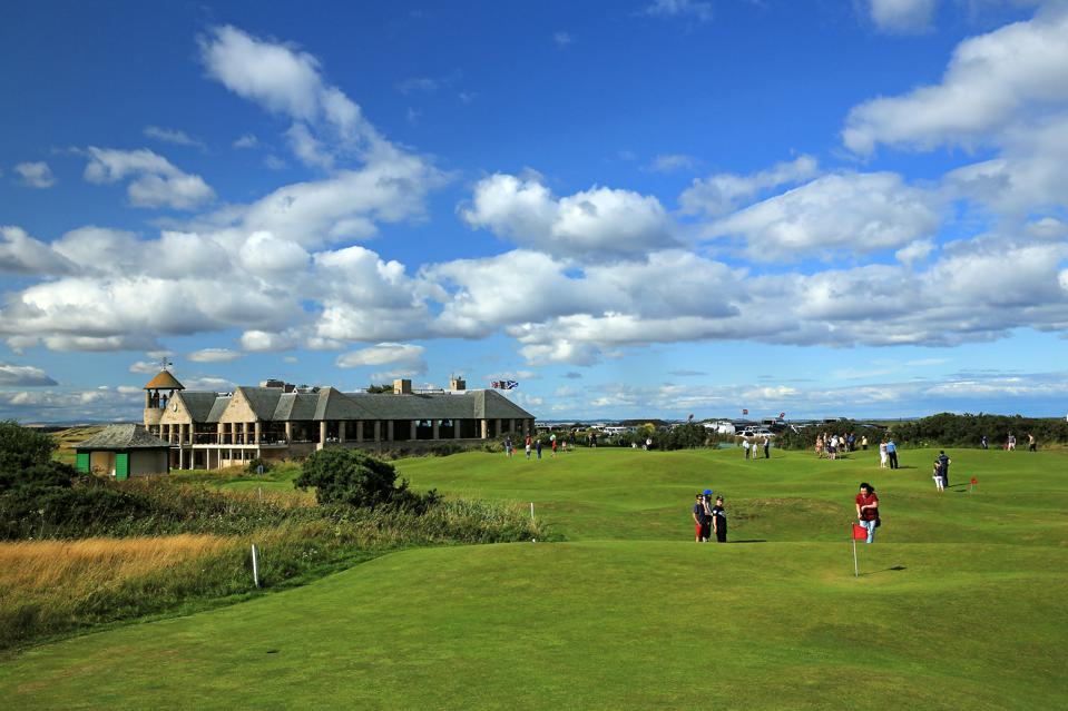 The Himalayas Putting Course St Andrews