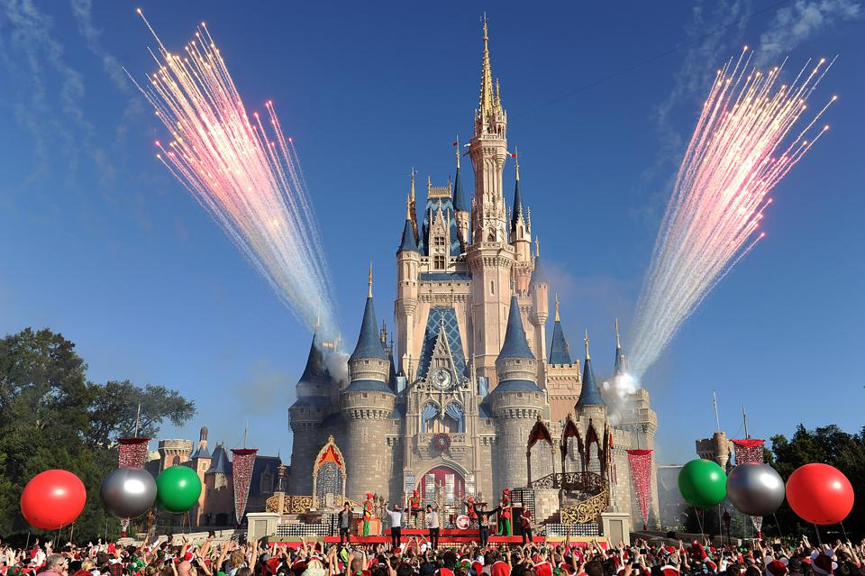 Wireless technology casts a powerful spell at Walt Disney World (Mark Ashman/Disney Parks via Getty Images)