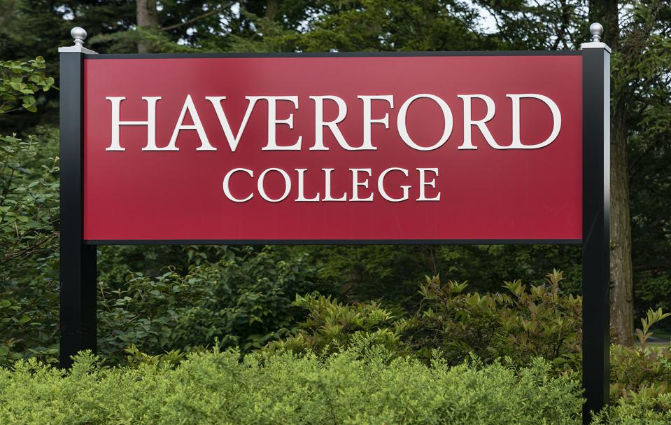 Haverford College Campus...