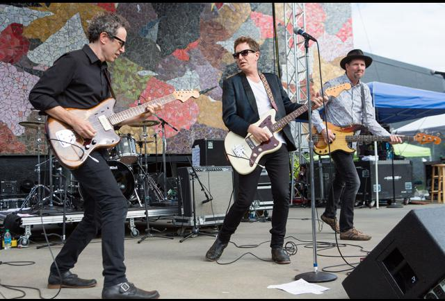 Eighties Modern Rock Band The Dream Syndicate Roll On With 'These Times'