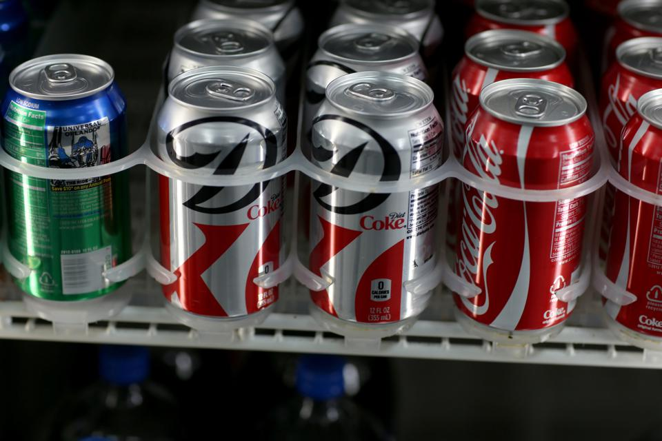 Why Is Diet Soda So Bad For Your Brain?