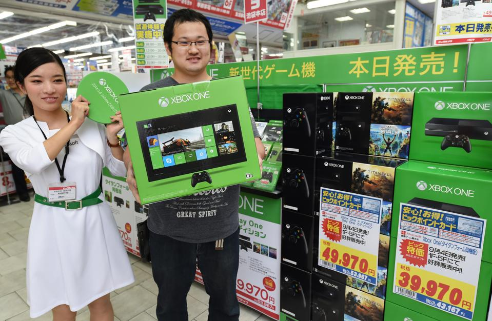 JAPAN-US-GAMES-XBOX
