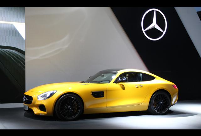 Mercedes Benz Amg Gt >> Mercedes-Benz AMG GT - pg.10