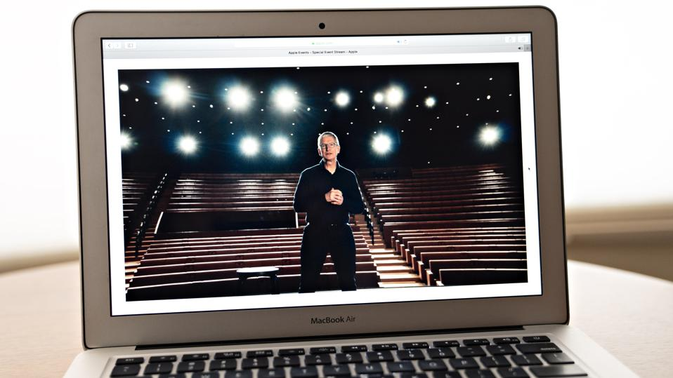 How Apple Kept Viewers Engaged For 2 Hours In Its First Virtual Event