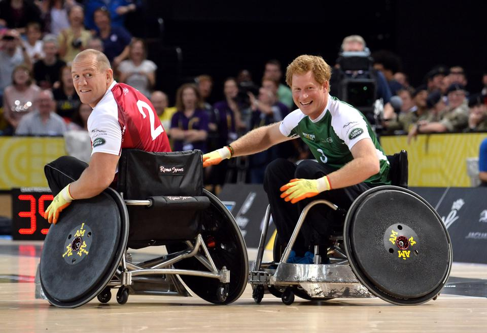 Invictus Games Wheelchair Rugby