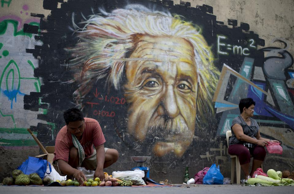 Einstein Could Easily Think In Four Dimensions, And It's A Skill Most People Can Train