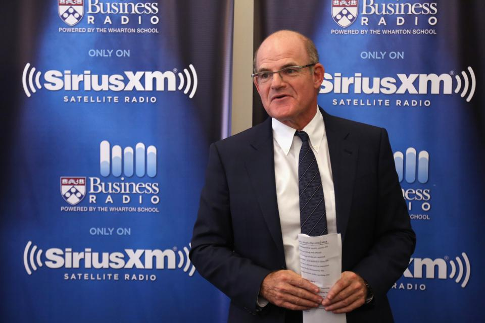 Official Ribbon Cutting Ceremony To Mark The Opening Of SiriusXM's Business Radio Powered By the Wharton School