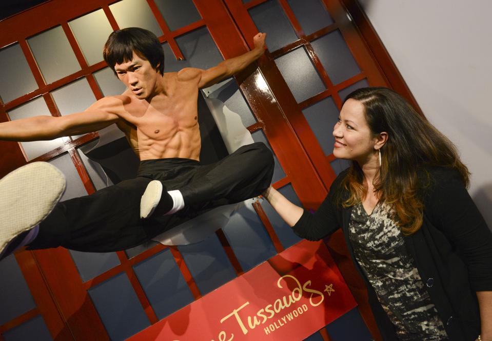 Bruce Y. Lee's Tribute To Bruce Lee