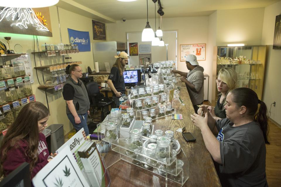 Legal Cannabis in Washington State