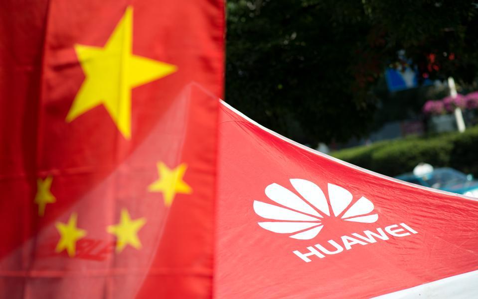 CHINA-FRANCE-TELECOMS-COMPANY-HUAWEI