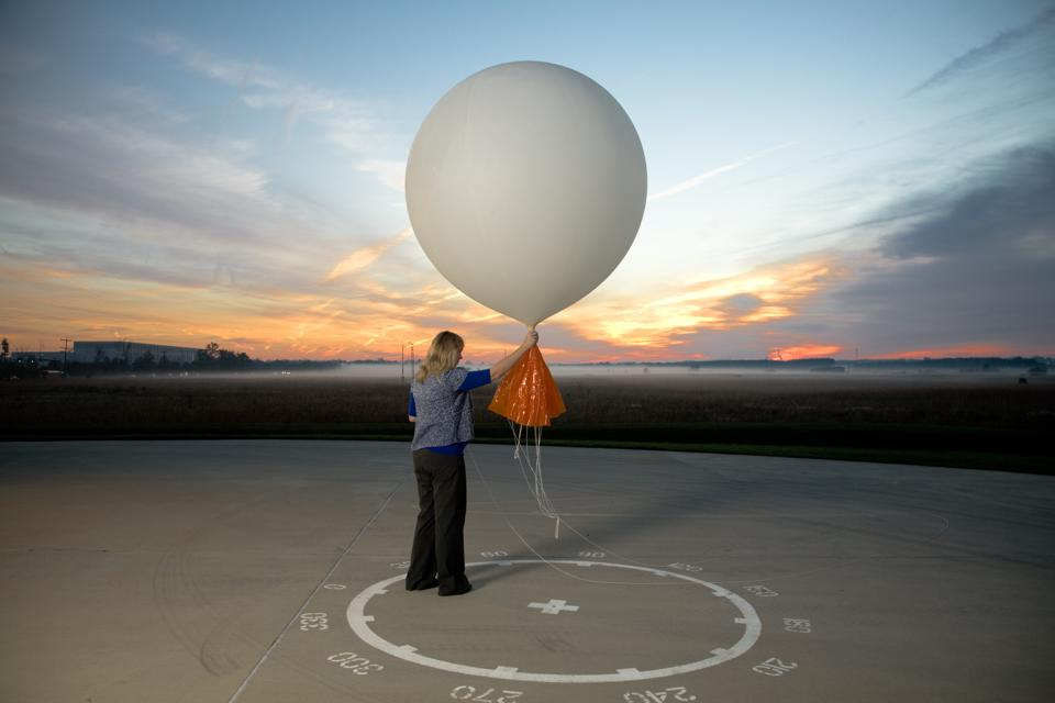 Increased weather balloon ascents and also sophisticated new satellites are filling the gap left by fewer airplanes flying during the pandemic.