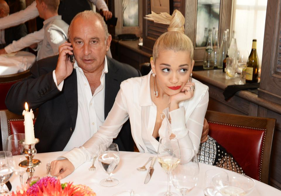 After Losing Billions Sir Philip Green Eyes Revival After Forcing Through Deal To Save Iconic London Store