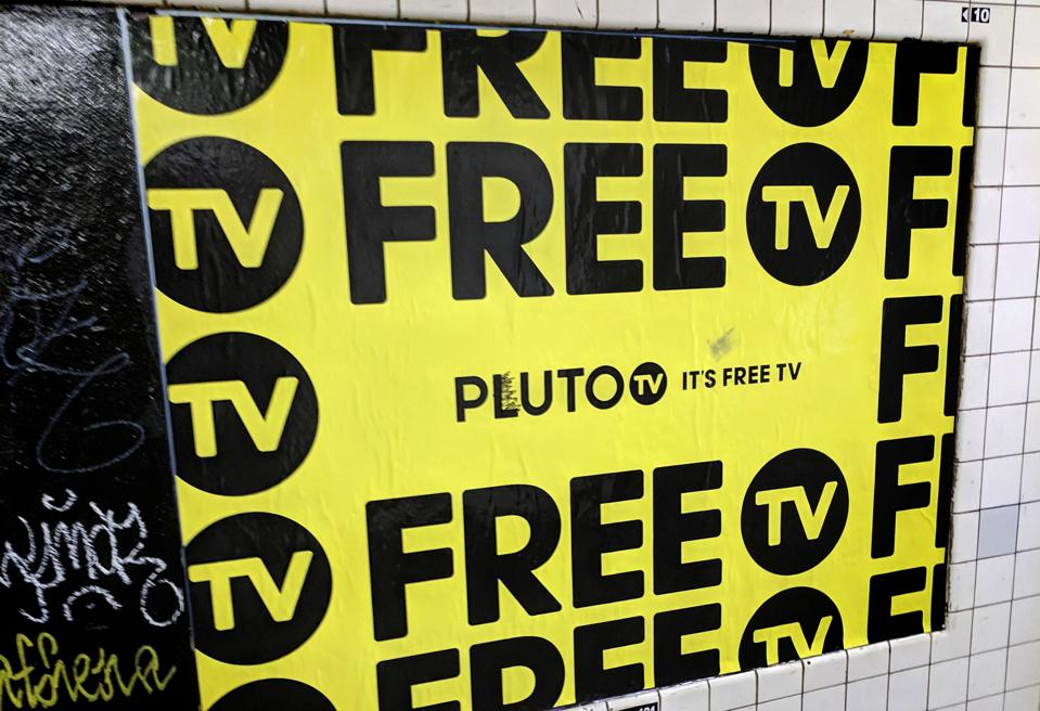 Pluto TV is one of many AVOD streaming services