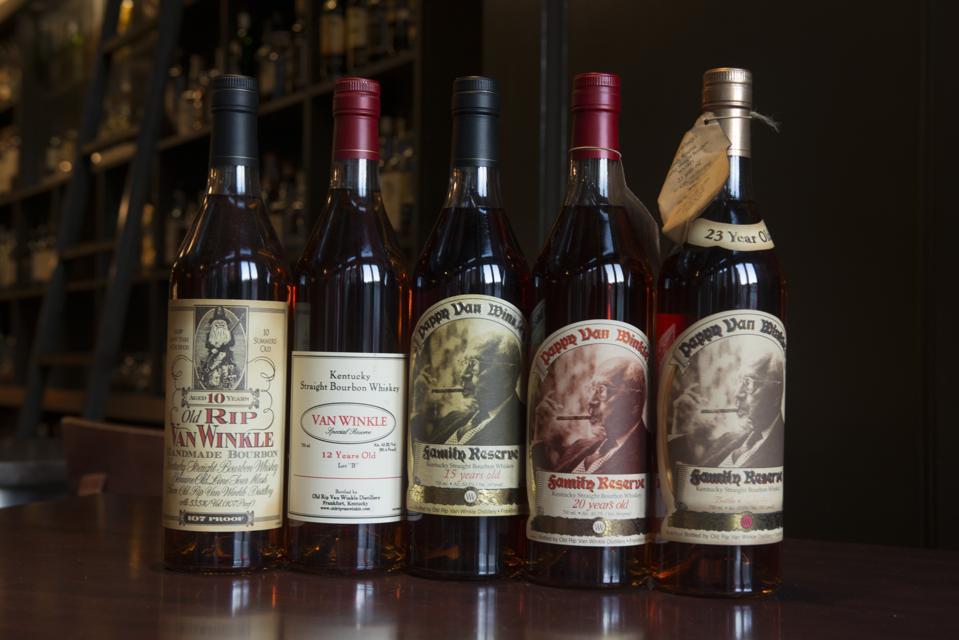 Is Pappy Van Winkle Bourbon Good?