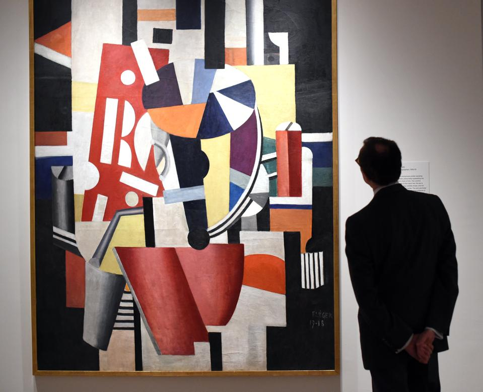 US-ART-CUBISM: THE LEONARD A. LAUDER COLLECTION