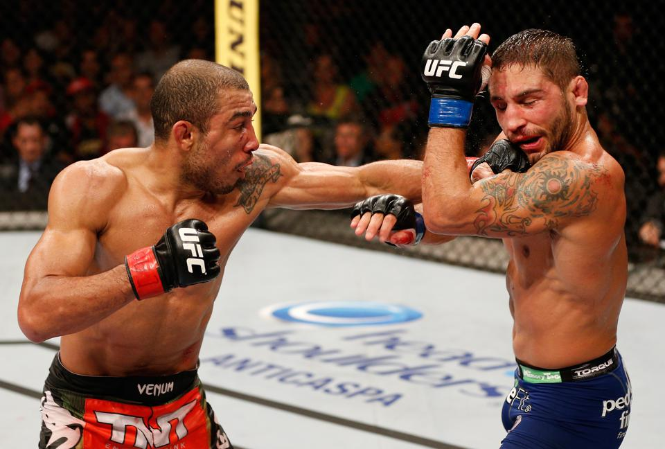 Jose Aldo faces Petr Yan on Saturday at UFC 251 for the vacant UFC bantamweight title.