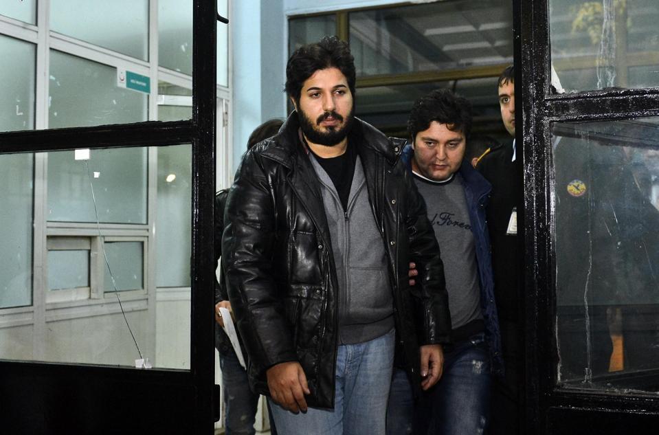 Reza Zarrab convicted