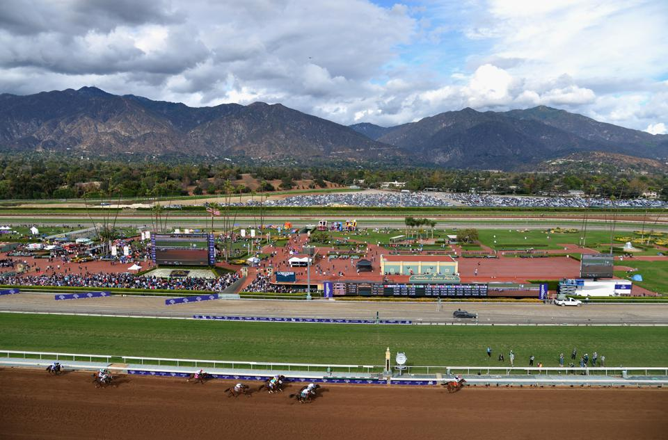 Ceo And President Craig Fravel Talks Breeders Cup 2016