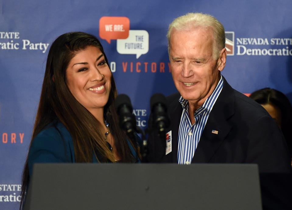 Joe Biden Campaign For Nevada Democrats