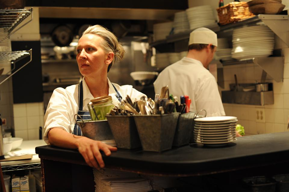 Chef and author Gabrielle Hamilton