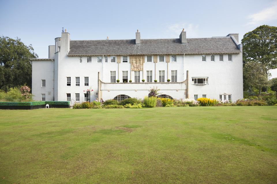 House For An Art Lover, Glasgow