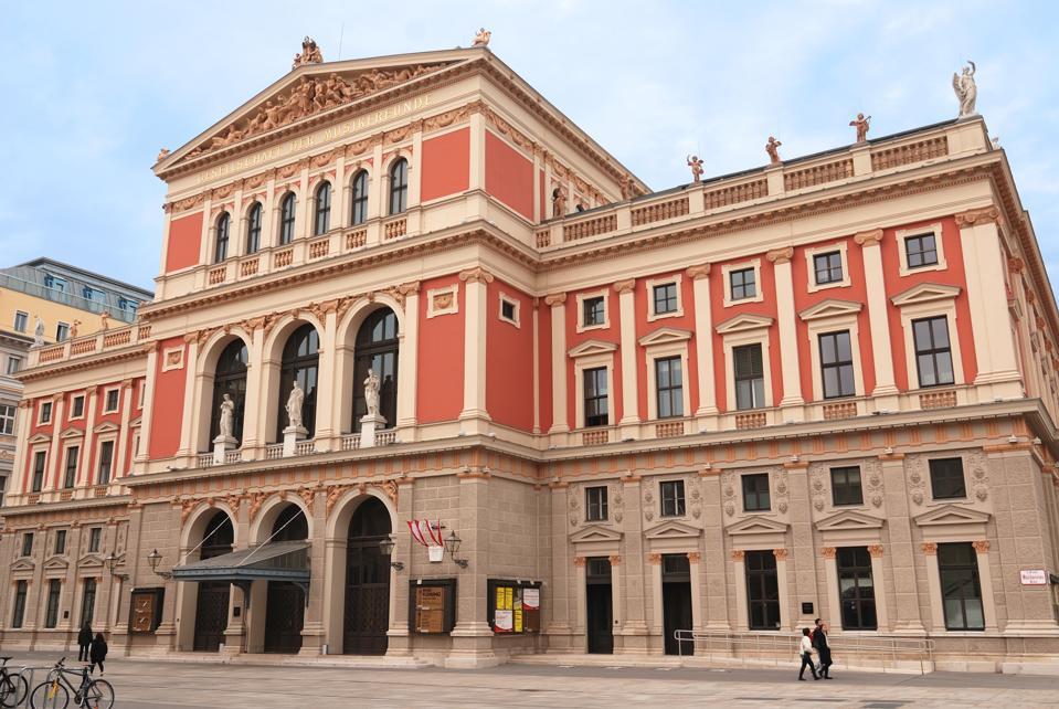 Philharmonic in Vienna
