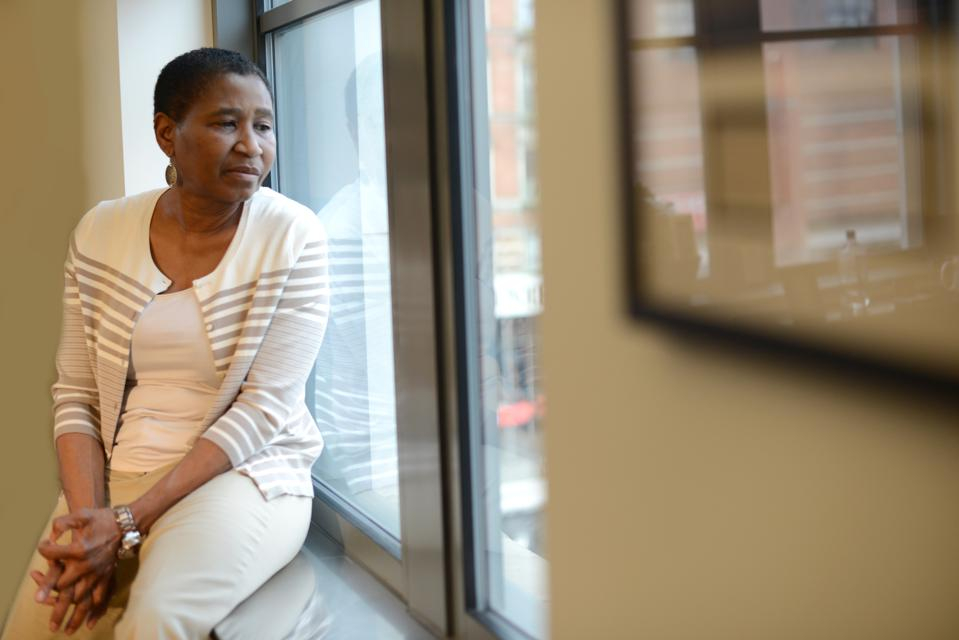 Michele Roberts, the Executive Director of National Basketball Players Association...