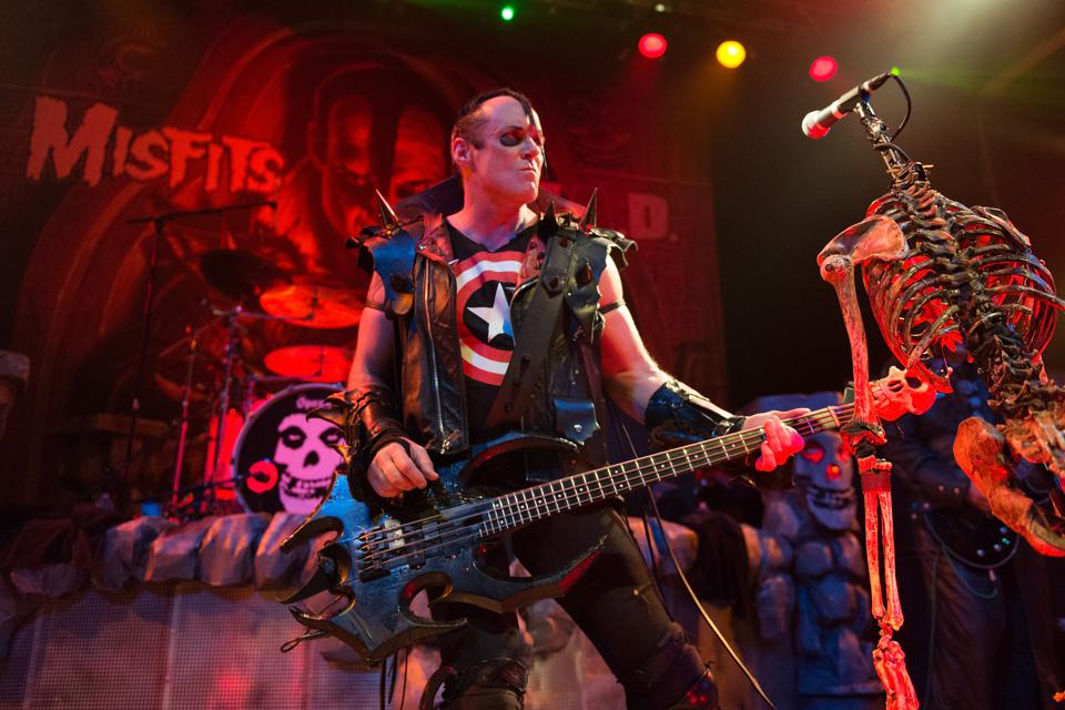 Misfits Perform At House of Blues