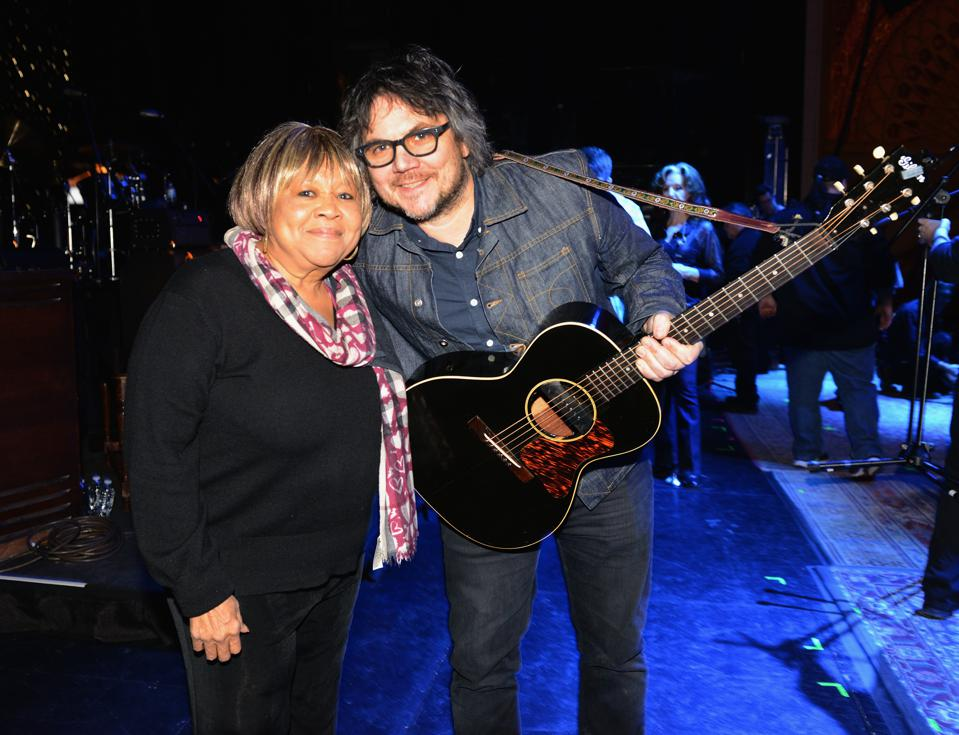 I'll Take You There: Celebrating 75 Years Of Mavis Staples - Rehearsals