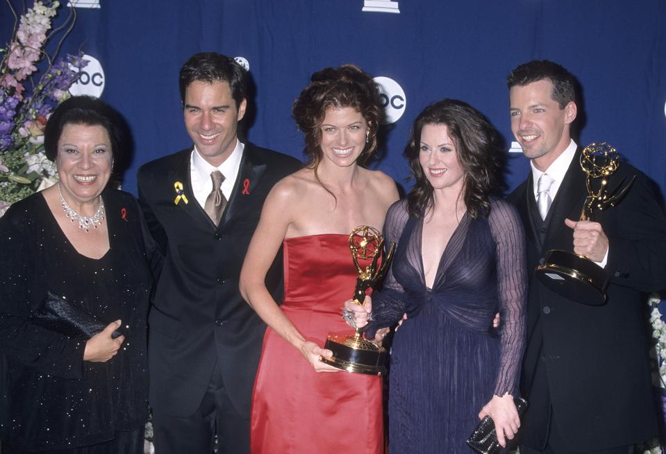 52nd Annual Primetime Emmy Awards - Press Room