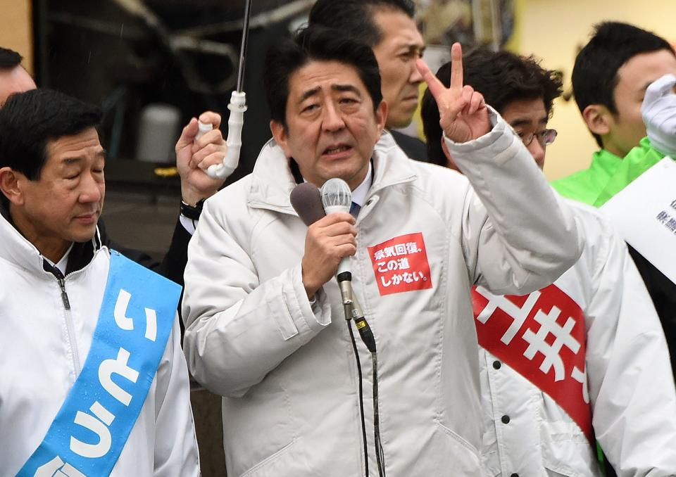 Critics Of Abenomics Fail To See Its Remarkable Achievements -- Raising Employment And Decreasing Suicides