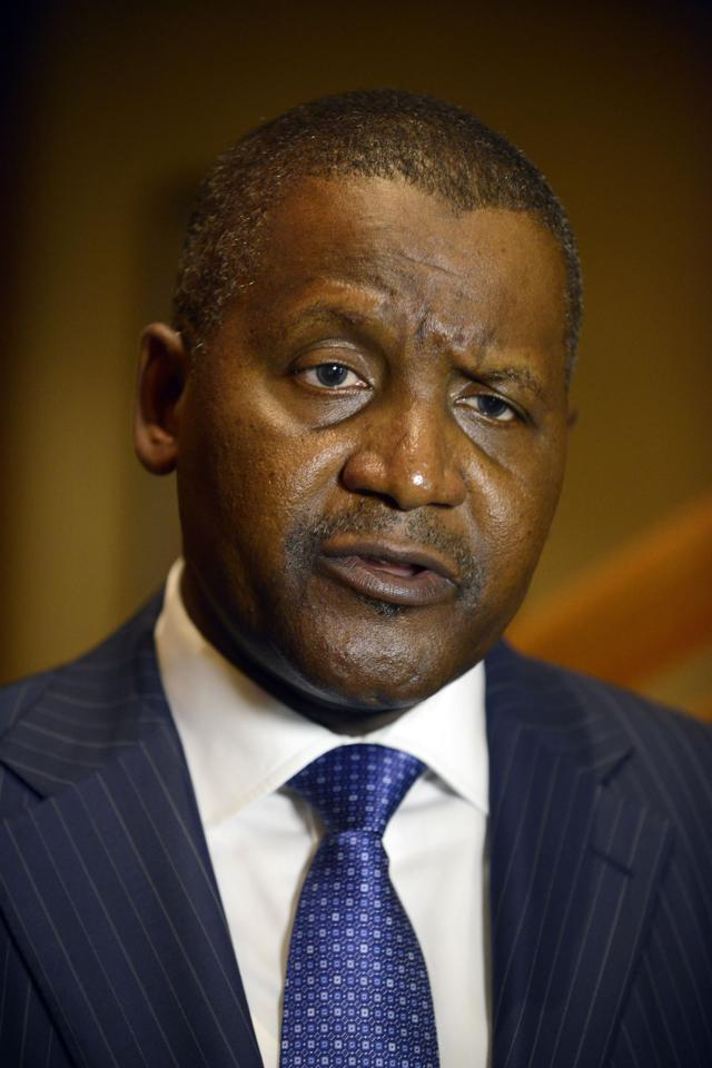 Africa's Richest Man Explains Interest In Buying Arsenal