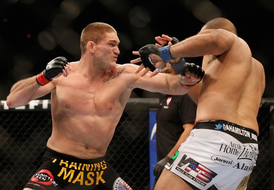 UFC 181 - Duffee v Hamilton
