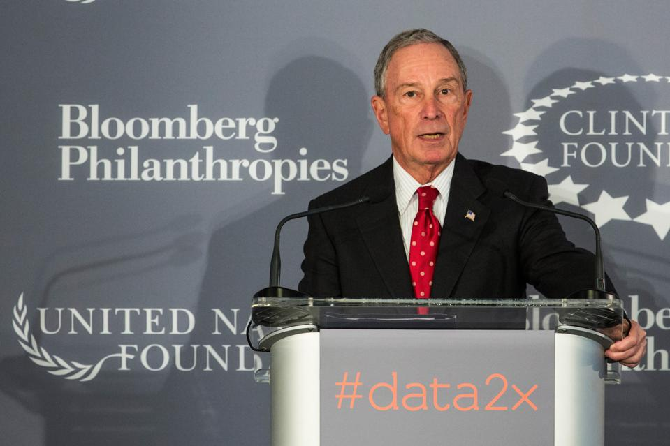 Michael Bloomberg To Donate $1.8 Billion To Johns Hopkins University