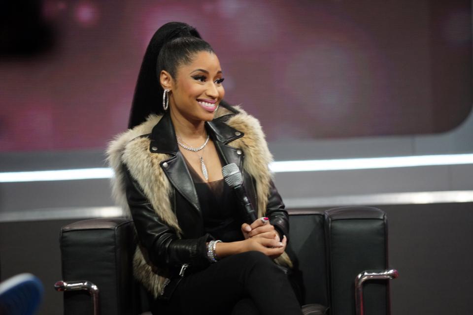 Nicki Minaj ″106 & Park″ Take Over